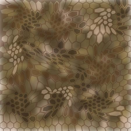 Moderne Kryptek mandrake Camouflage patronen