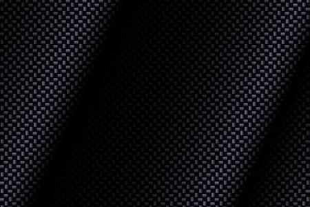 Carbon fiber composite texture bending material. Wide format. Technology background. Vector illustration.
