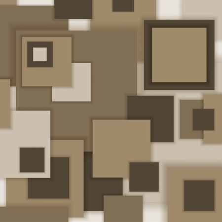 Background Unusual modern material design. Vintage sepia style. Abstract Vector Illustration.