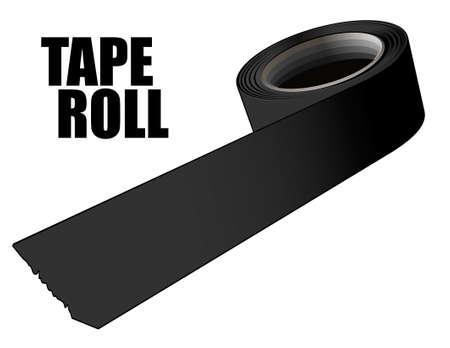 roll: Tape roll