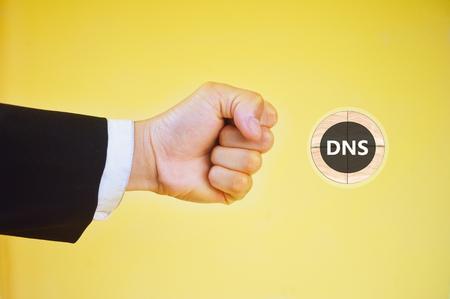 domain name: Domain Name System