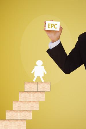 earning: Earning Per Click Stock Photo