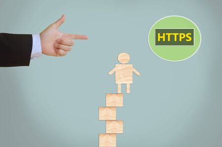 secure: Hyper Text Transfer Protocol Secure