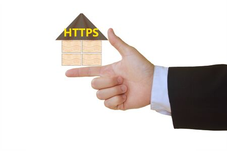 https: Hyper Text Transfer Protocol Secure