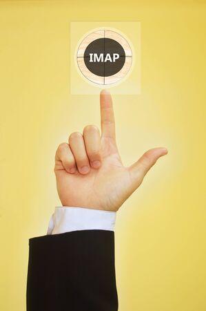 protocol: internet Message Access Protocol