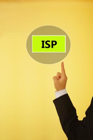 provider: Internet Service Provider Stock Photo