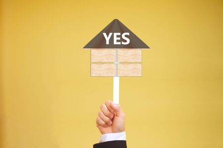 YES, accept or ok  in business negotiation concept