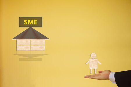 enterprise: Small-Medium Enterprise