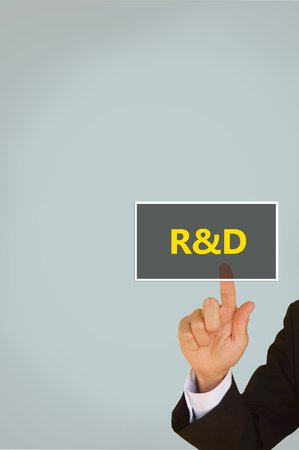 rd: research and development