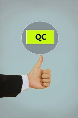 qc: quality control
