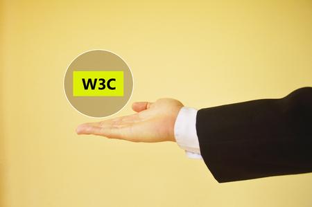 w3c: World Wide Web Consortium