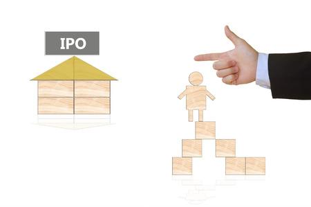 public offering: initial public offering