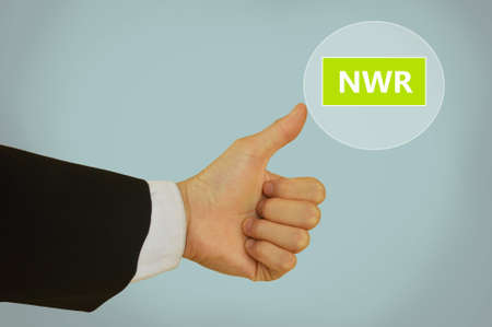 work related: Not Work Related Stock Photo
