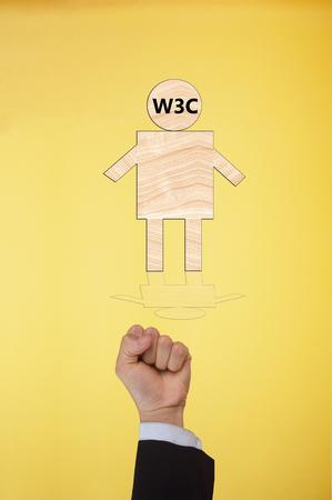 wide: World Wide Web Consortium