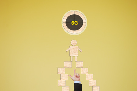 the sixth: the sixth generation of mobile telecommunication