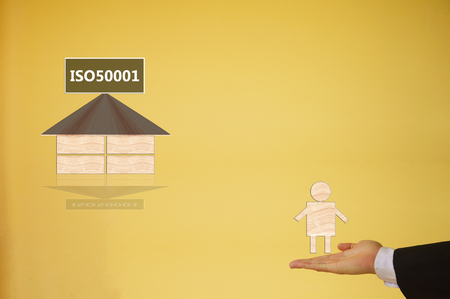 energy management: ISO 50001 is based on the management system model of continual improvement