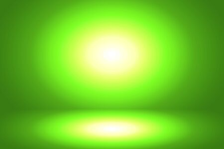 be green: yellow green  gradient abstract background - can be used for display or montage your products