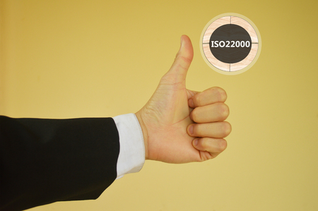 food safety: ISO22000  specifying for  Food safety management