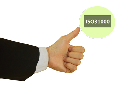 iso: ISO 31000  based on Risk management