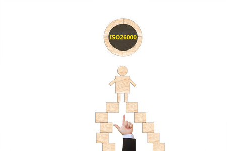 specifying: ISO 26000 specifying for  the international standard developed to help organizations effectively assess and address those social responsibilities