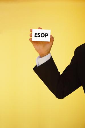 ownership: employee stock ownership plan