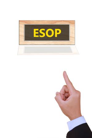 stock: employee stock ownership plan