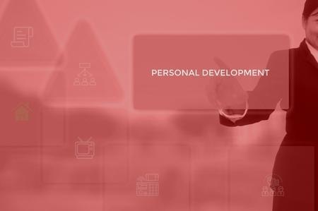personal development concept Banco de Imagens - 115814020