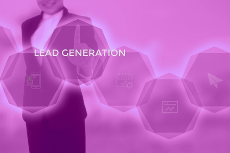 LEAD GENERATION-initiation of consumer interest concept