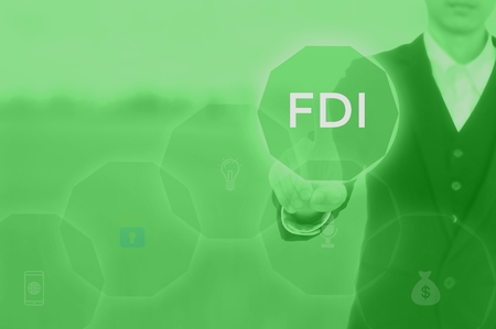 FOREIGN DIRECT INVESTMENT(FDI) concept