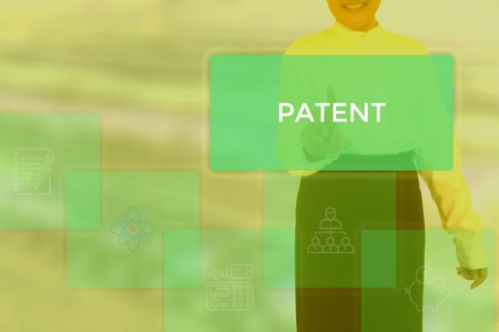 PATENT - technology and business concept