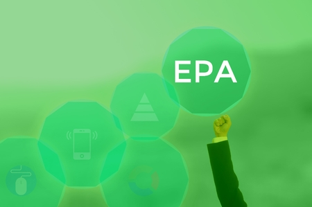 Environmental Protection Agency - business concept