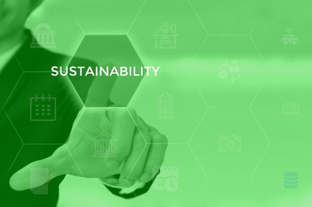 organizational sustainability - long term business concept