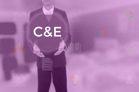 Cause and Effect - business concept Stock Photo