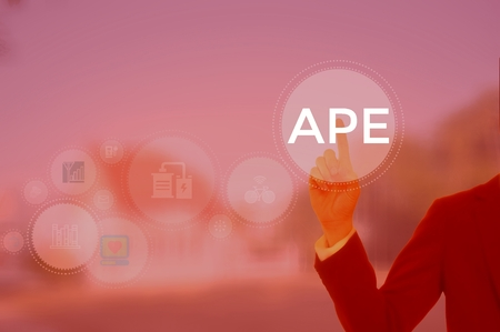 select APE - technology and business concept