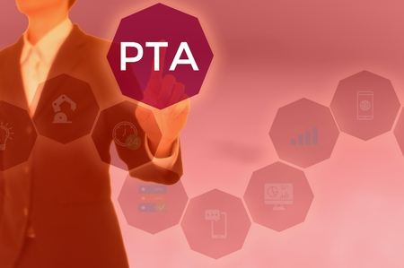 Preferential Trade Arrangement - business concept