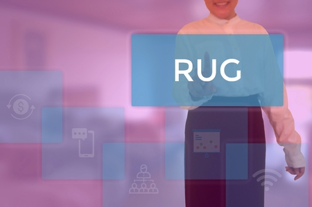 RUG - technology and business concept