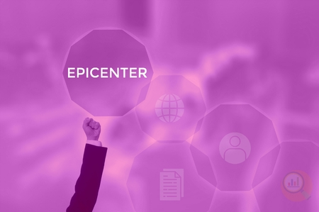 EPICENTER - technology and business concept