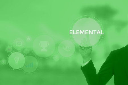 ELEMENTAL - technology and business concept