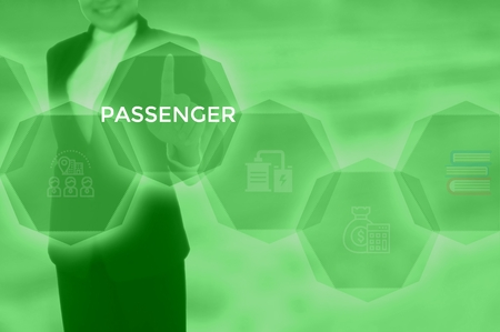 PASSENGER - technology and business concept