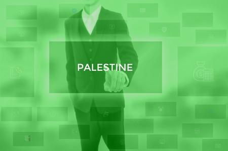 PALESTINE - technology and business concept