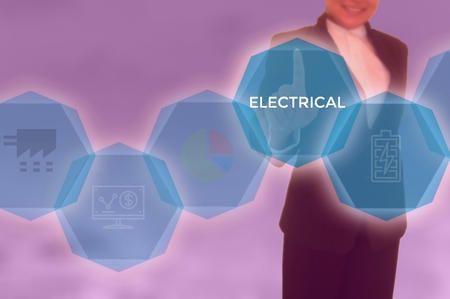 ELECTRICAL - technology and business concept