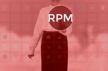 Rails Performance Management - business concept