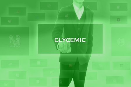 GLYCEMIC - technology and business concept