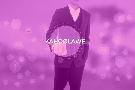 KAHOOLAWE - technology and business concept