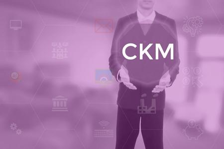 Constructive Key Management - business concept