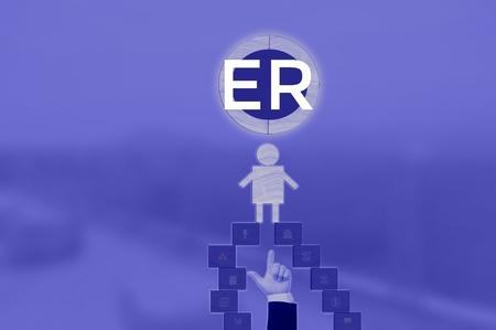 External Relations - business concept