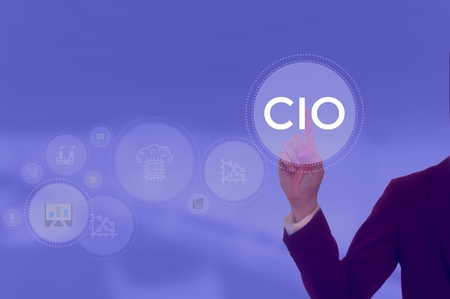 chief information officer - business concept