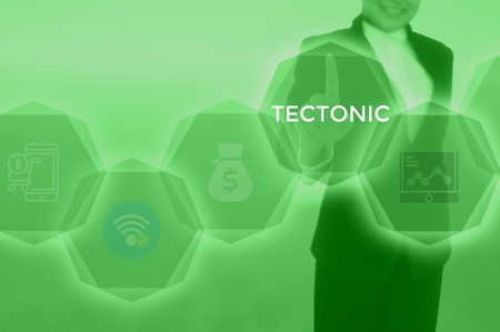 TECTONIC - technology and business concept