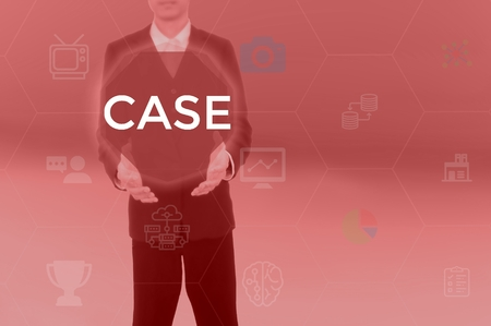 CASE - technology and business concept