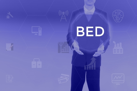 select BED - technology and business concept